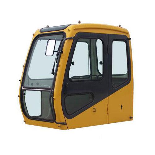 挖掘机驾驶室3