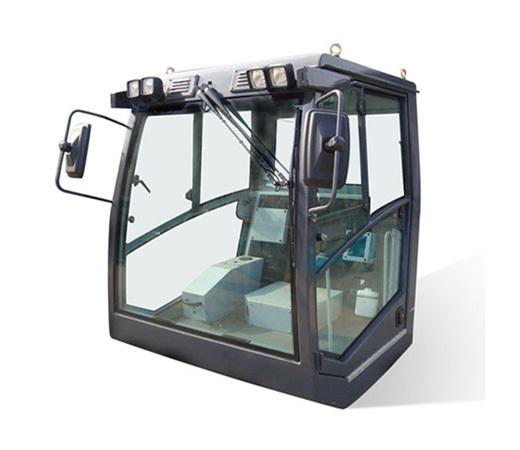 Y-G压路机驾驶室